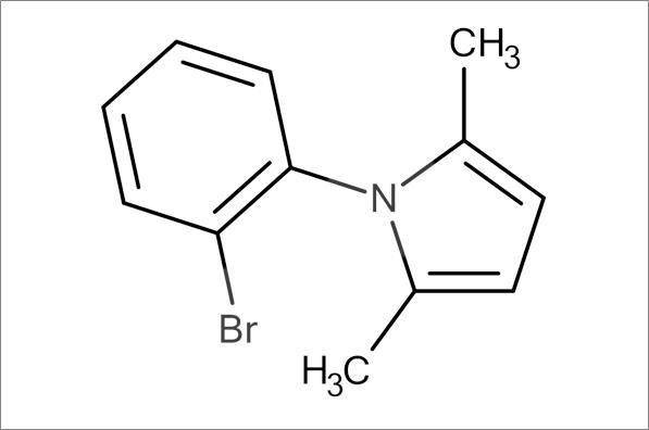 1-(2-Bromophenyl)-2,5-dimethyl-1H-pyrrole