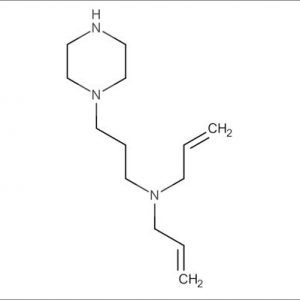 1-(3-Diallylaminopropyl)piperazine