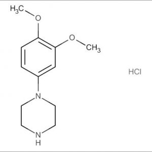 1-(3,4-Dimethoxyphenyl)piperazine*HCI