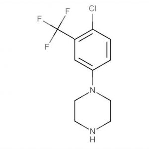 1-(4-Chloro-3-trifluoromethylphenyl)piperazine