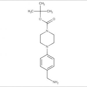 1-Boc-4-(4-aminomethylphenyl)piperazine
