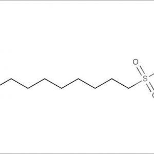 1-DECANESULPHONICACIDSODIUMSALTANHYDROUS