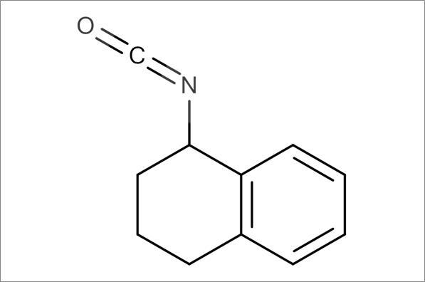 1-Isocyanato-1,2,3,4-tetrahydro naphthalene
