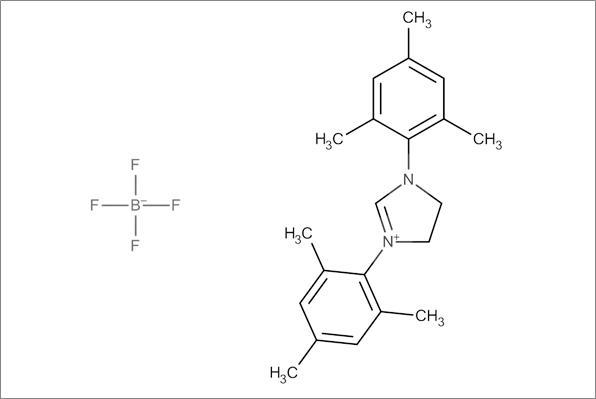 1,3-Bis-(2,4,6-trimethylphenyl)imidazoliumtetrafluoroborate
