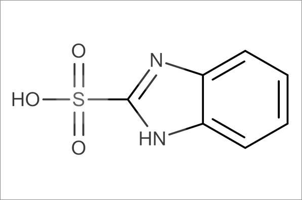 1H-Benzimidazole-2-sulfonic acid