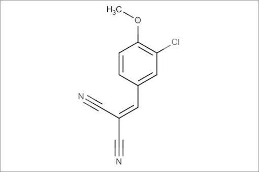 2-(3-Chloro-4-methoxybenzylidene)malononitrile