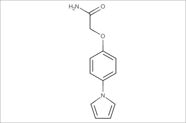 2-(4-(1H-Pyrrol-1-yl)phenoxy)acetamide