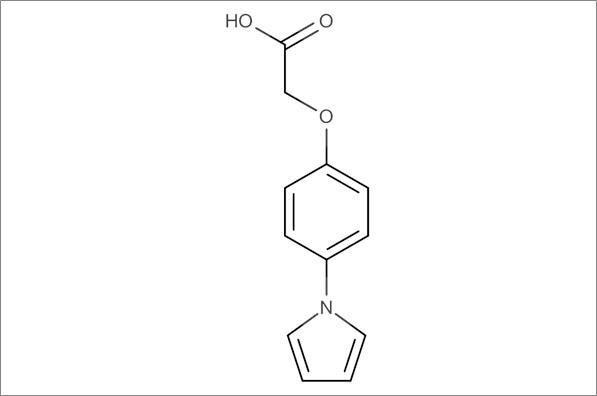 2-(4-(1H-Pyrrol-1-yl)phenoxy)acetic acid