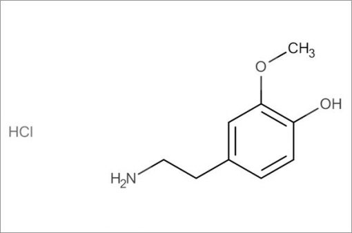 2-(4-Hydroxy-3-methoxyphenyl)-ethylamine hydrochloride