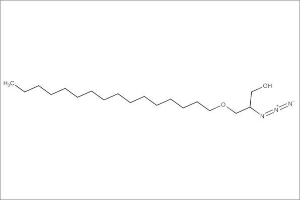 (+/-)-2-Azido-2-desoxy-3-O-hexadecylglycerol