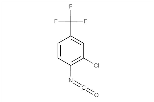 2-Chloro-4-(trifluoromethyl)phenyl isocyanate