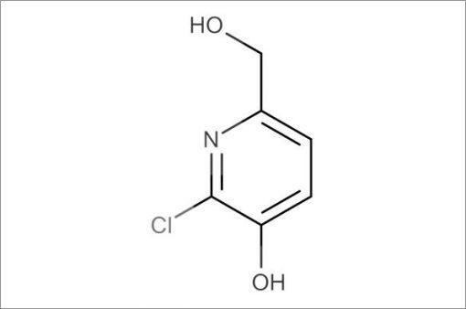 2-Chloro-6-(hydroxymethyl)pyridin-3-ol
