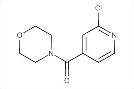 (2-Chloropyridin-4-yl)(morpholino)methanone