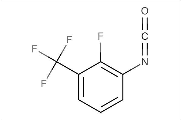2-Fluoro-3-(trifluoromethyl)phenyl isocyanate