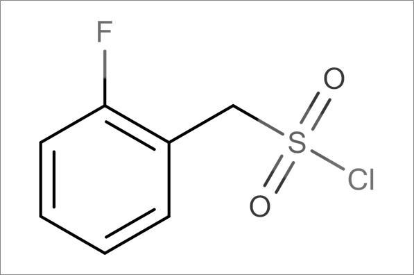 (2-Fluorophenyl)methanesulfonyl chloride