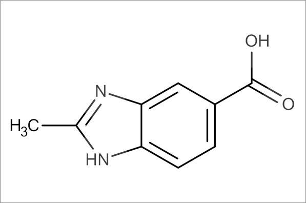 2-Methyl-1H-benzimidazole-5-carboxylic acid