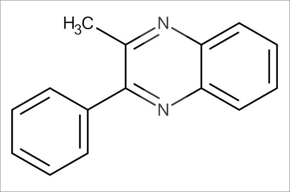 2-Methyl-3-phenylquinoxaline
