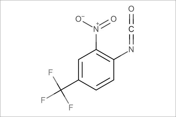 2-Nitro-4-(trifluoromethyl)phenylisocyanate