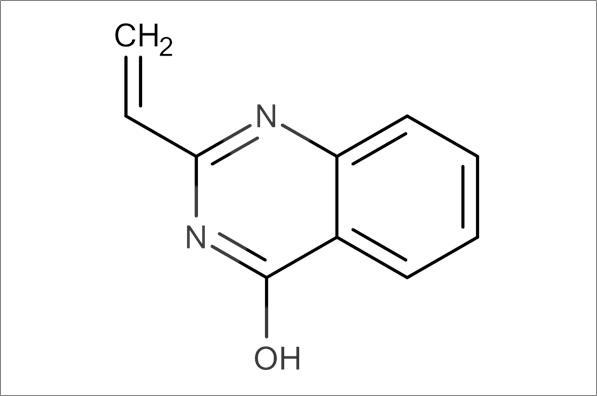 2-Vinyl-4-quinazolinol