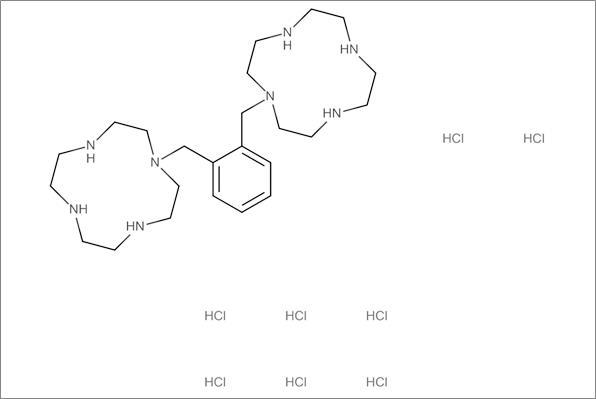 2,1'-[1,2-Phenylenebis-(methylene)]-bis-(1,4,7,10-tetraazacyclododecane) octahydrochloride (9CI)