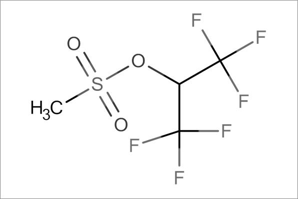 2,1,1,3,3,3-Hexafluoro-2-propyl mesylate