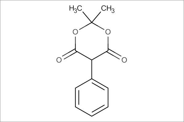 2,2-Dimethyl-5-phenyl-1,3-dioxane-4,6-dione