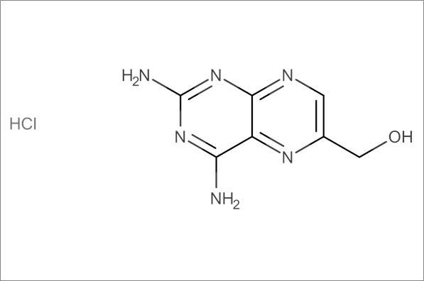2,4-Diamino-6-(hydroxymethyl)pteridine hydrochloride