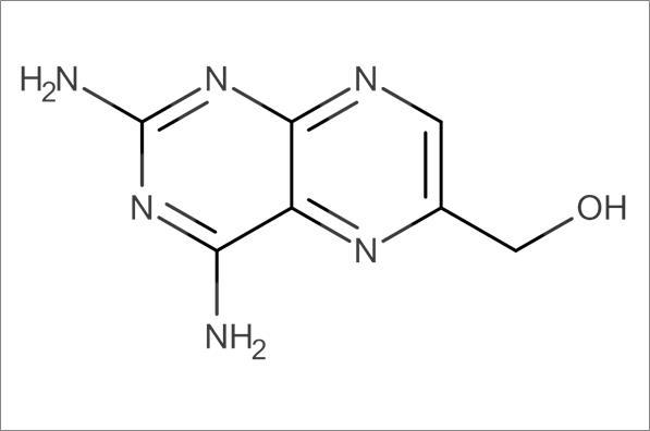 2,4-Diamino-6-(hydroxymethyl)pteridine
