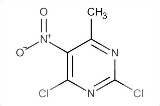 2,4-Dichloro-6-methyl-5-nitropyrimidine