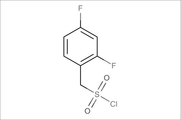 (2,4-Difluorophenyl)methanesulfonyl chloride