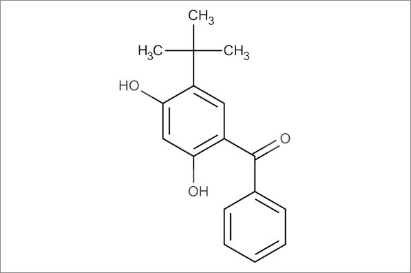 2,4-Dihydroxy-5-tert-butylbenzophenone