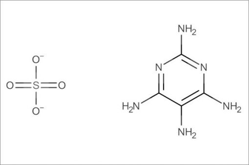 2,4,5,6-Tetraaminopyrimidine sulfate