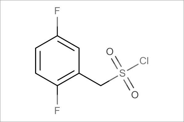 (2,5-Difluorophenyl)methanesulfonyl chloride