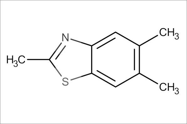 2,5,6-Trimethylbenzothiazole