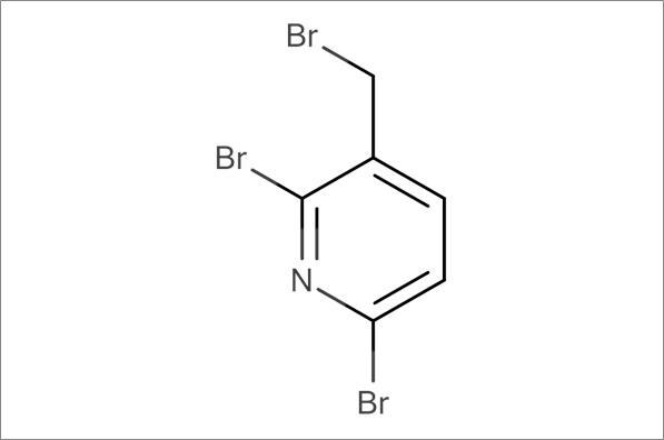 2,6-Dibromo-3-(bromomethyl)pyridine
