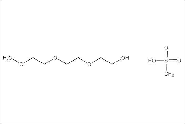 3-(2-[2-Methoxyethoxy]ethoxy)ethyl methanesulfonate