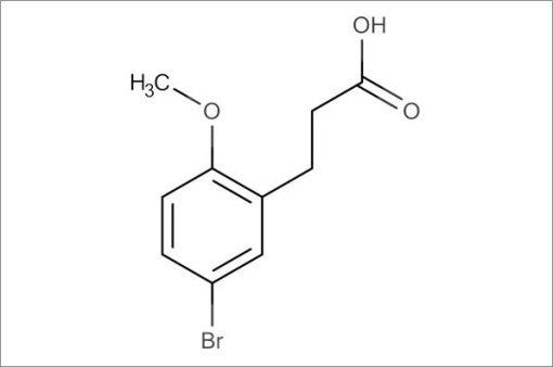 3-(5-Bromo-2-methoxyphenyl)propanoic acid