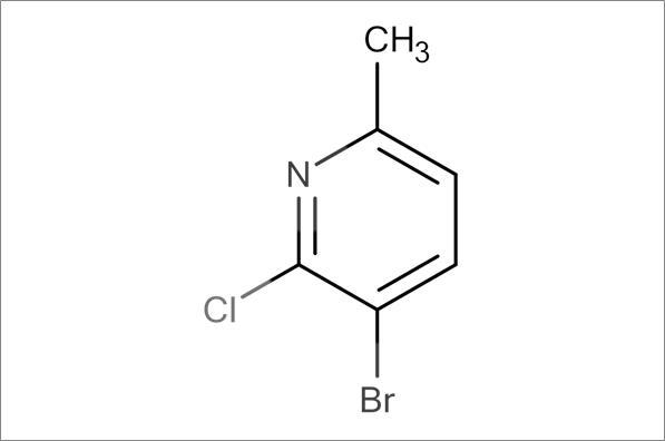3-Bromo-2-chloro-6-methylpyridine