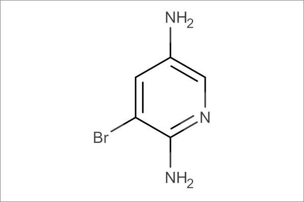 3-Bromo-2,5-diaminopyridine