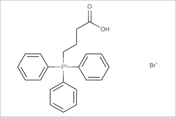 (3-Carboxypropyl)triphenylphosphonium bromide, min.