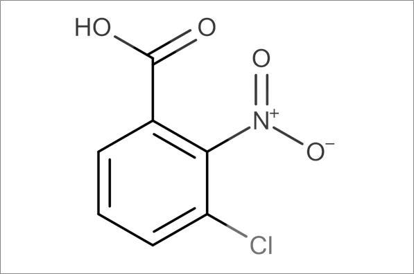 3-Chloro-2-nitrobenzoic acid