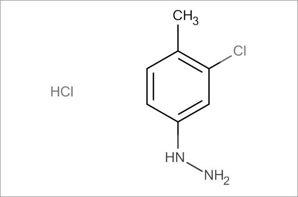 3-Chloro-p-tolylhydrazine hydrochloride