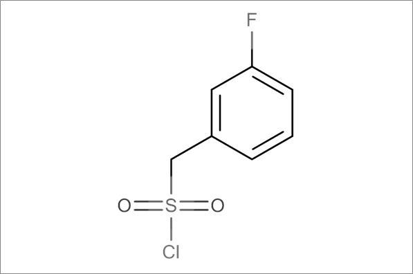 (3-Fluorophenyl)methanesulfonyl chloride