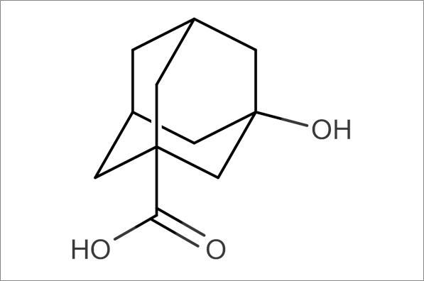 3-Hydroxy-1-adamantanecarboxylic acid