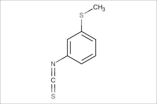 3-(Methylthio)phenyl isothiocyanate