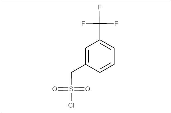 [3-(Trifluoromethyl)phenyl]methanesulfonyl chloride