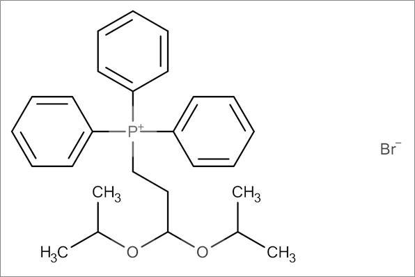 [3,3-Bis(1-methylethoxy)propyl]triphenylphosphonium bromide