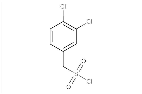 (3,4-Dichlorophenyl)methanesulfonyl chloride