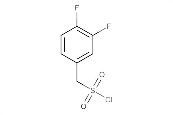 (3,4-Difluorophenyl)methanesulfonyl chloride