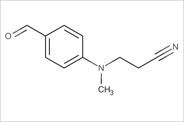 4-[(2-Cyanoethyl)methylamino]benzaldehyde